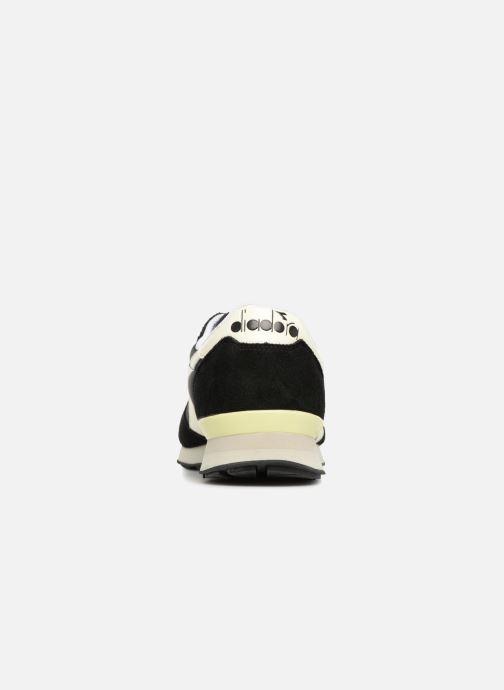 Baskets Diadora Camaro Noir vue droite
