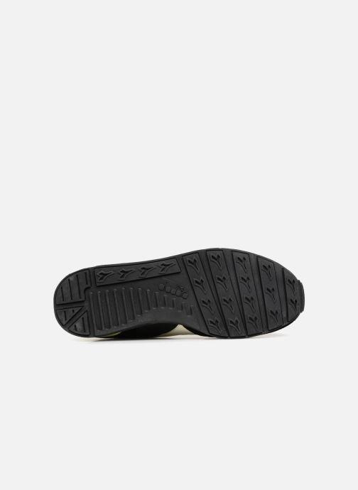 Baskets Diadora Camaro Noir vue haut