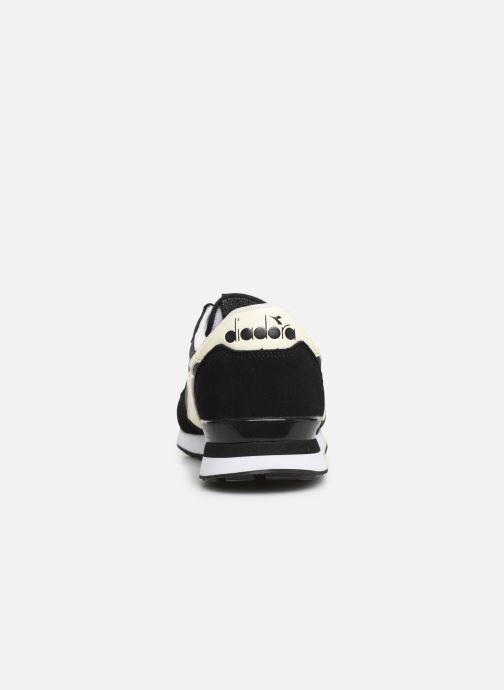 Sneakers Diadora Camaro Nero immagine destra