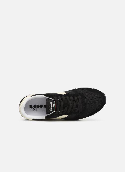Sneakers Diadora Camaro Nero immagine sinistra