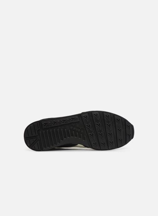 Sneakers Diadora Camaro Nero immagine dall'alto