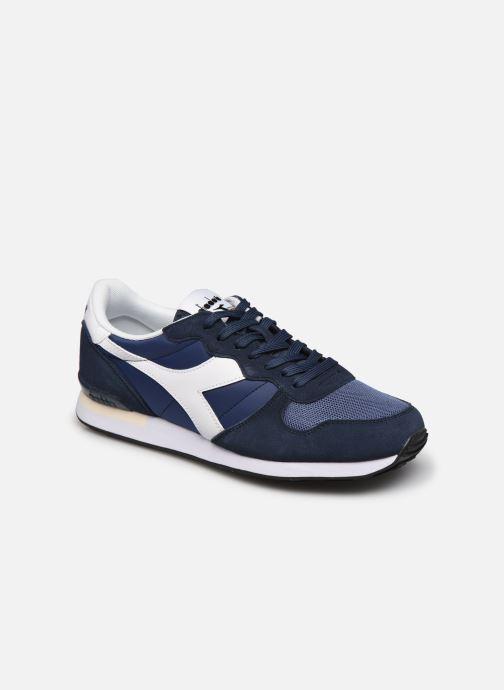 Sneakers Diadora Camaro Blauw detail