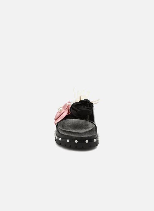 Clogs & Pantoletten Sixty Seven Flora 2 schwarz schuhe getragen