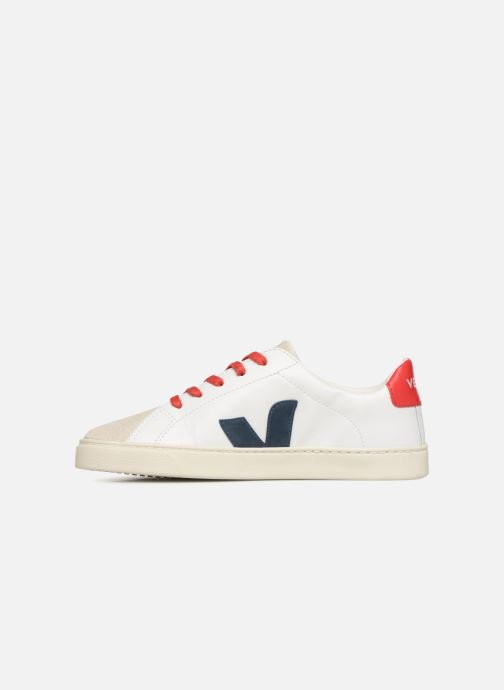 Sneaker Veja Esplar Small Lace weiß ansicht von vorne