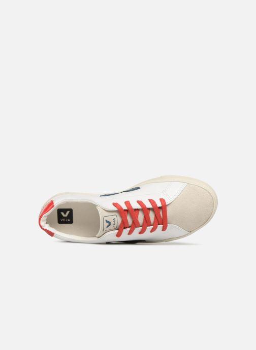 Sneaker Veja Esplar Small Lace weiß ansicht von links