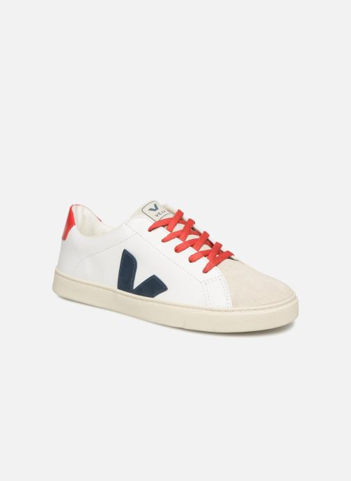 Trainers Veja Esplar Small Lace White detailed view/ Pair view