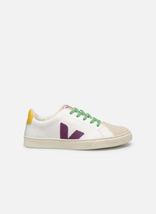 Trainers Veja Esplar Small Lace White back view