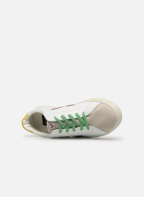 Trainers Veja Esplar Small Lace White view from the left