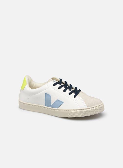 Sneaker Veja Esplar Small Lace blau detaillierte ansicht/modell