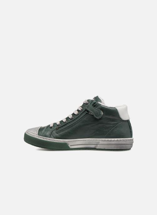 Sneaker Stones and Bones Robbi grün ansicht von vorne