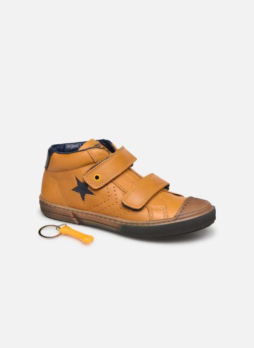 Sneaker Stones and Bones Rosti gelb 3 von 4 ansichten