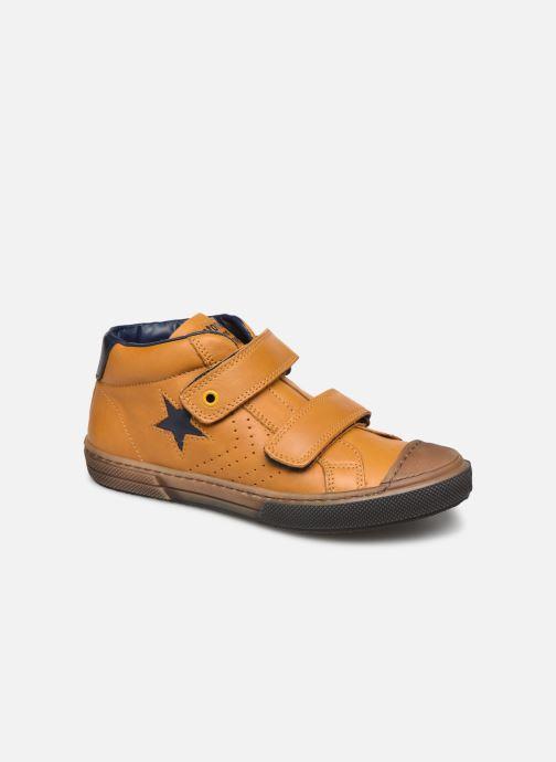 Sneaker Stones and Bones Rosti gelb detaillierte ansicht/modell