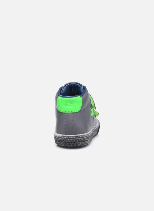 Sneakers Stones and Bones Rosti Grigio immagine destra