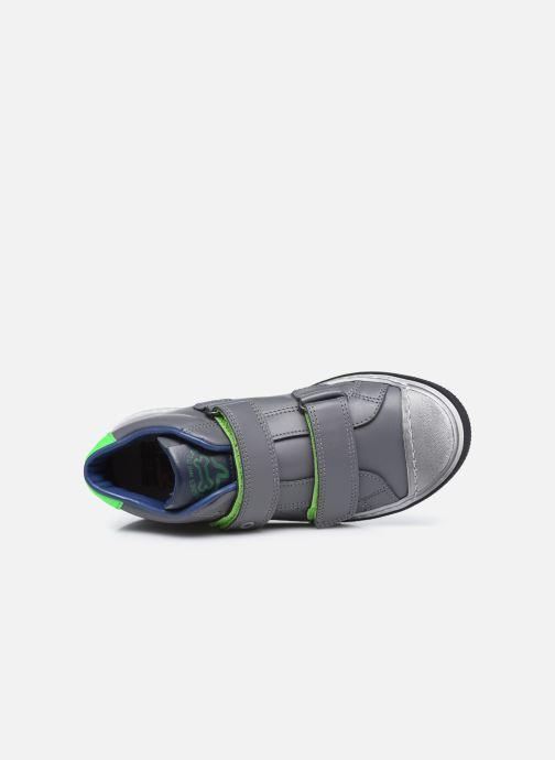 Sneakers Stones and Bones Rosti Grigio immagine sinistra