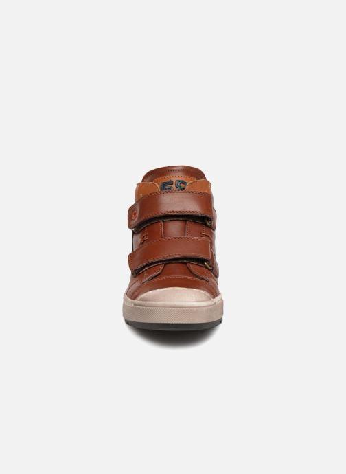 Sneaker Stones and Bones Boste braun schuhe getragen