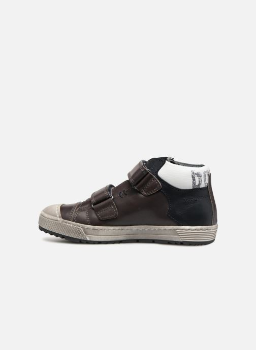 Sneaker Stones and Bones Boste grau ansicht von vorne