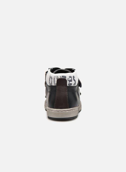 Sneaker Stones and Bones Boste grau ansicht von rechts