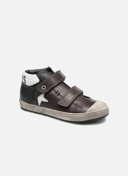 Sneaker Stones and Bones Boste grau detaillierte ansicht/modell