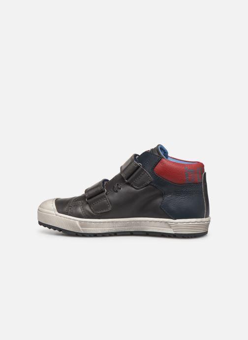 Sneakers Stones and Bones Boste Bruin voorkant
