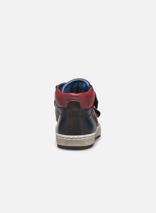 Sneakers Stones and Bones Boste Bruin rechts