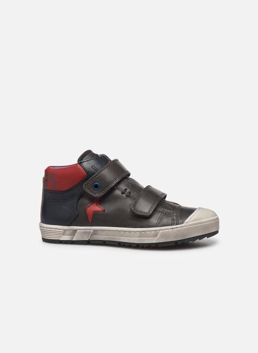 Sneakers Stones and Bones Boste Bruin achterkant