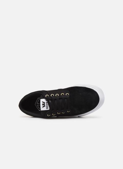 Sneakers Supra CHINO Nero immagine sinistra