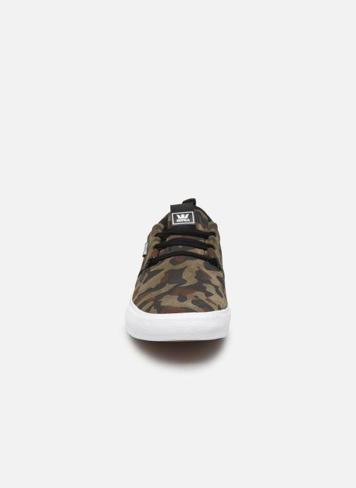 Sneakers Supra FLOW Groen model