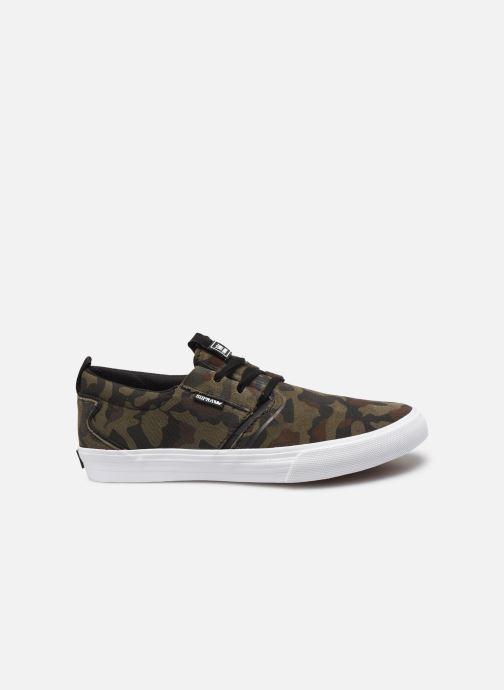 Sneakers Supra FLOW Groen achterkant