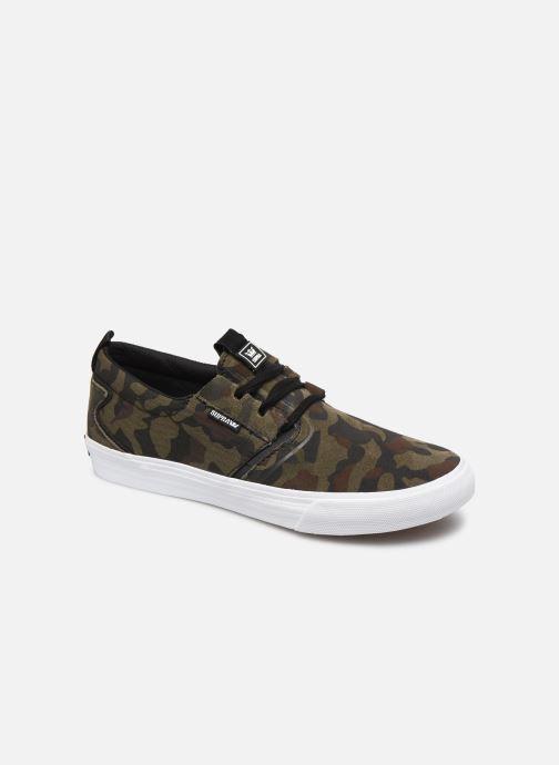 Sneakers Supra FLOW Groen detail