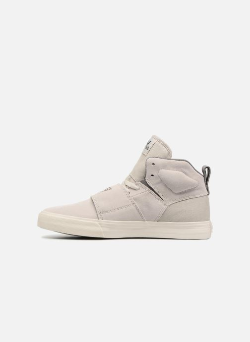 Trainers Supra ROCK Grey front view
