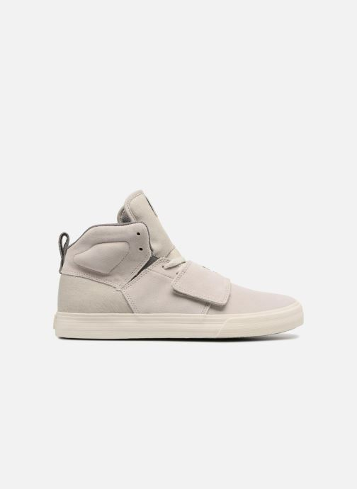 Trainers Supra ROCK Grey back view