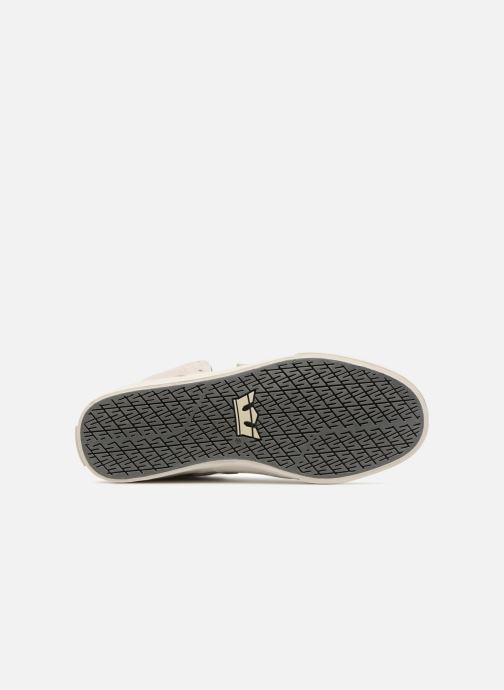 Baskets Supra ROCK Gris vue haut