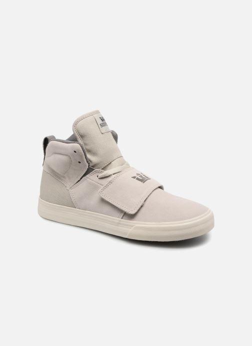 Trainers Supra ROCK Grey detailed view/ Pair view