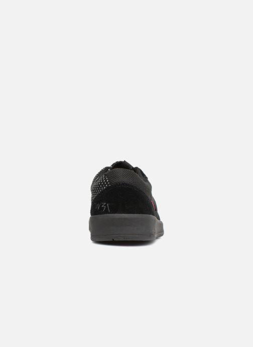 Baskets Supra SHIFTER Noir vue droite