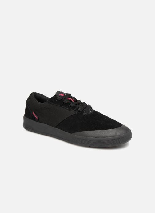 Baskets Supra SHIFTER Noir vue détail/paire