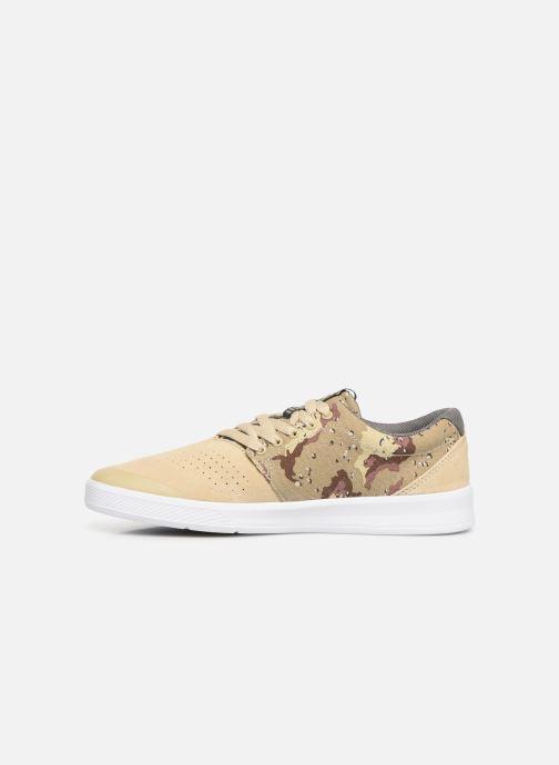 Sneakers Supra SHIFTER Beige immagine frontale