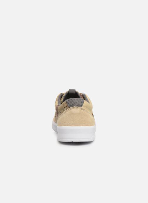 Sneakers Supra SHIFTER Beige immagine destra