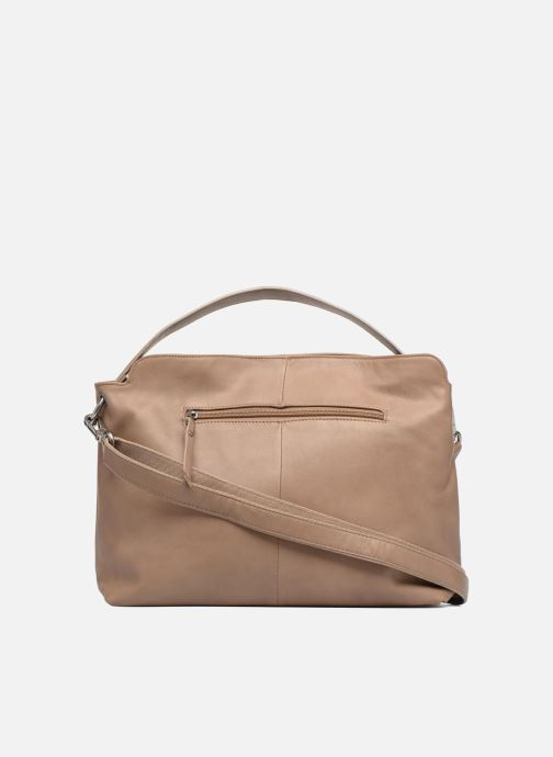 Handbags Sabrina Angèle M Brown front view