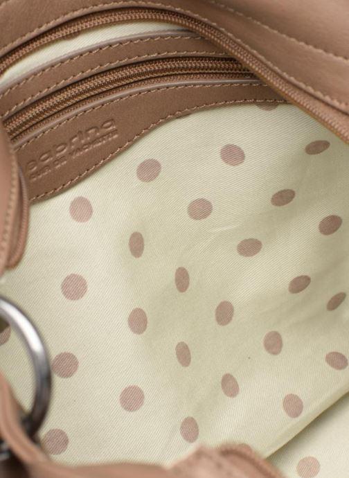 Handbags Sabrina Angèle M Brown back view