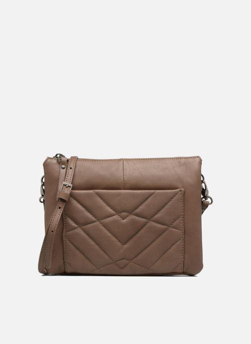 Mini Bags Sabrina Capucine braun detaillierte ansicht/modell