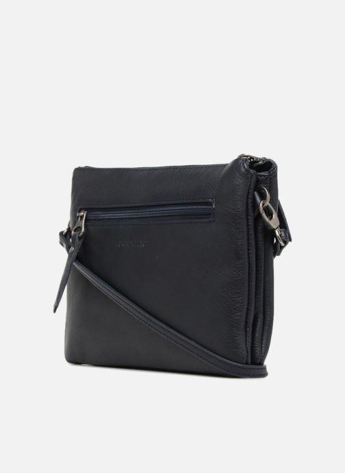 Mini Bags Sabrina Capucine blau ansicht von rechts