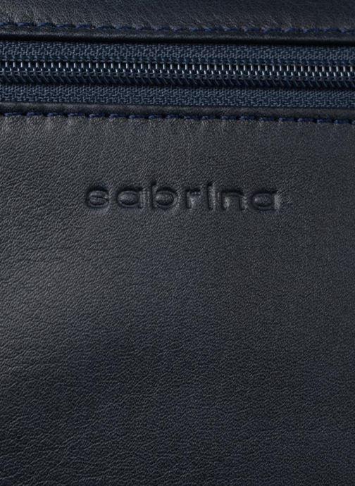 Mini Bags Sabrina Capucine blau ansicht von links