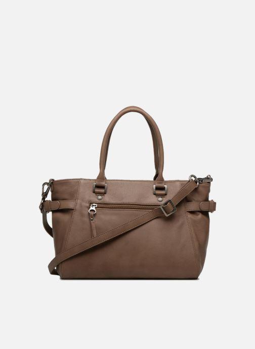Handtaschen Sabrina Cécile braun ansicht von vorne