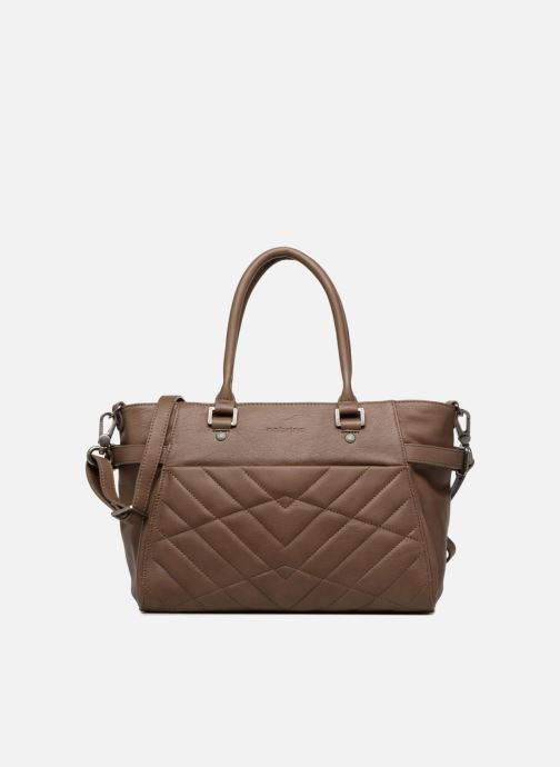 Handbags Sabrina Cécile Brown detailed view/ Pair view