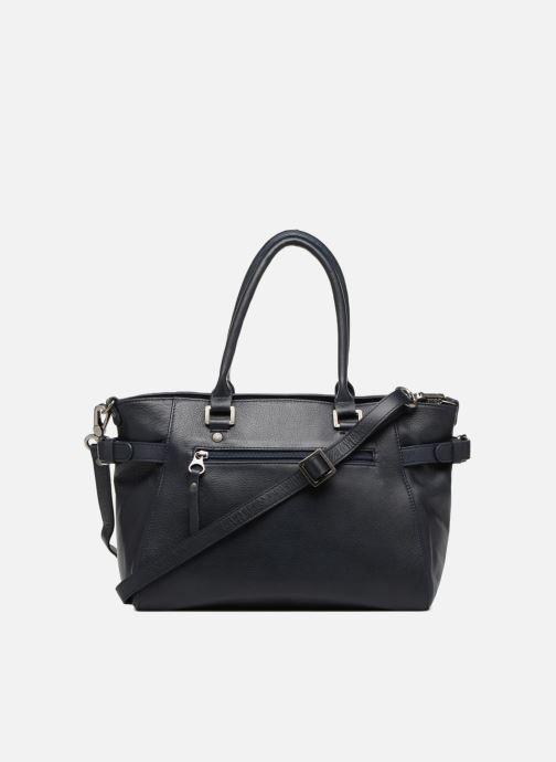 Handtaschen Sabrina Cécile blau ansicht von vorne