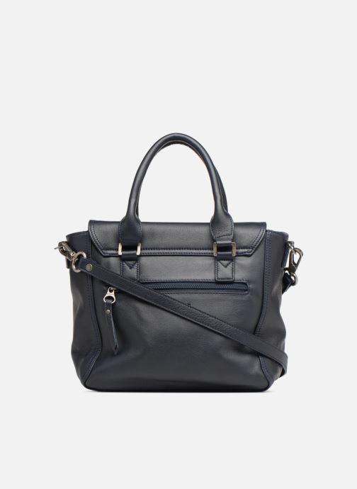 Handtaschen Sabrina Charline M blau ansicht von vorne