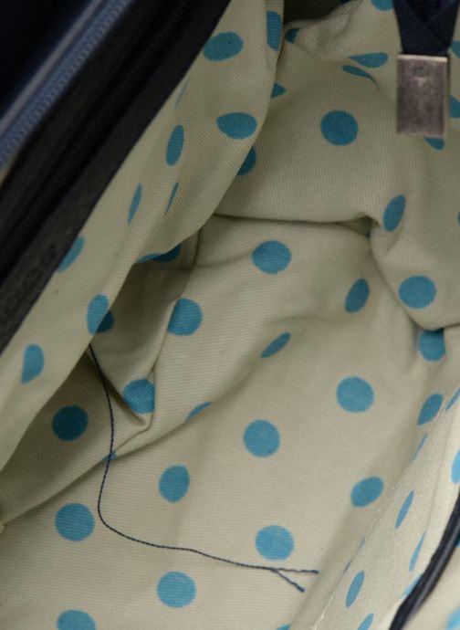 Handtaschen Sabrina Charline M blau ansicht von hinten