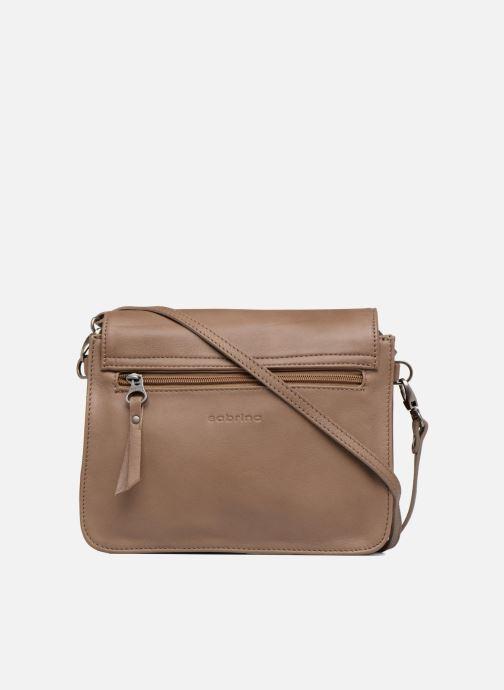 Mini Bags Sabrina Christelle braun ansicht von vorne
