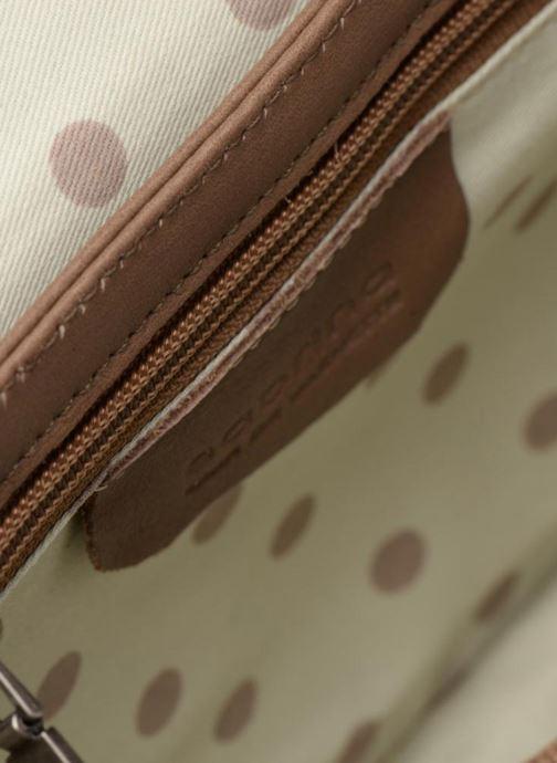 Mini Bags Sabrina Christelle braun ansicht von hinten