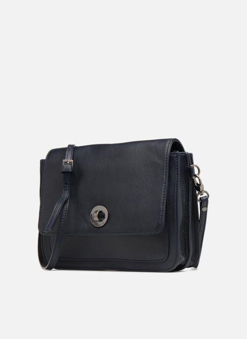 Clutch bags Sabrina Christelle Blue model view